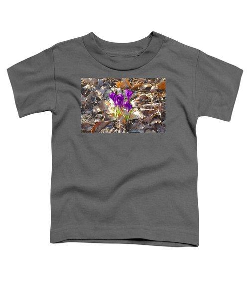 Spring Gathering Toddler T-Shirt
