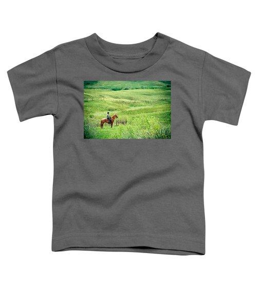 Spring Green Toddler T-Shirt