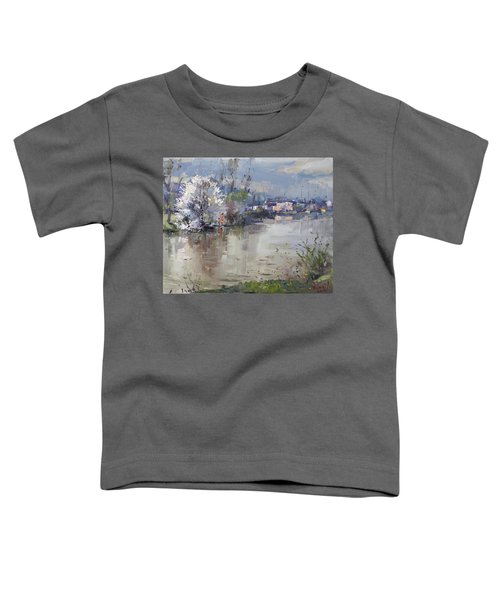 Spring In Hyde Park Toddler T-Shirt by Ylli Haruni