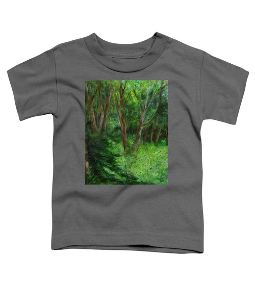 Spring In The Forest Toddler T-Shirt