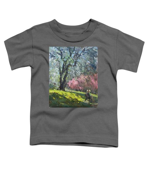 Spring In The Park Toddler T-Shirt