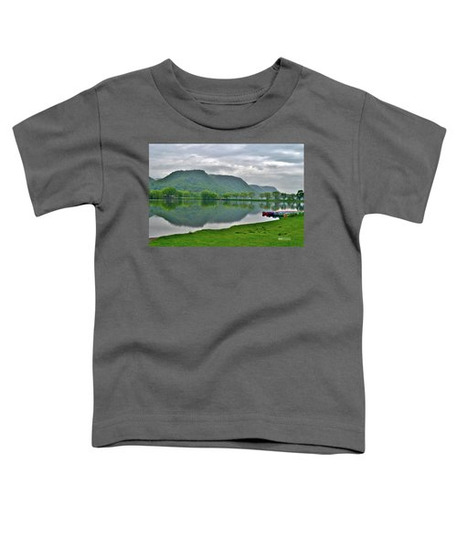 Spring Lake Toddler T-Shirt