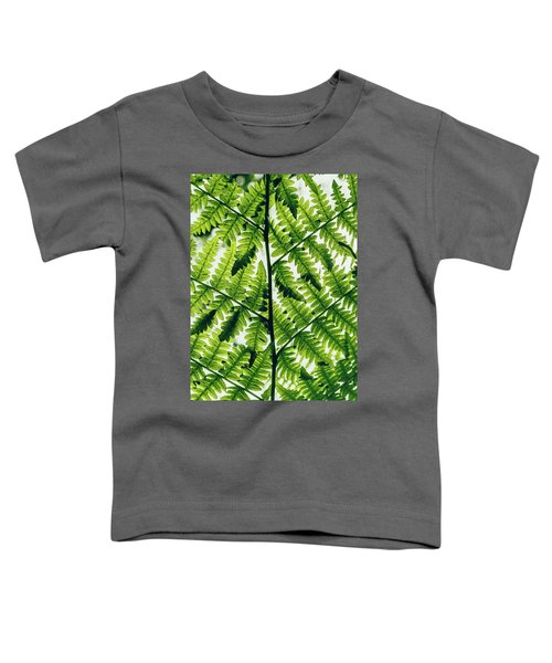 Spring Symmetry Toddler T-Shirt