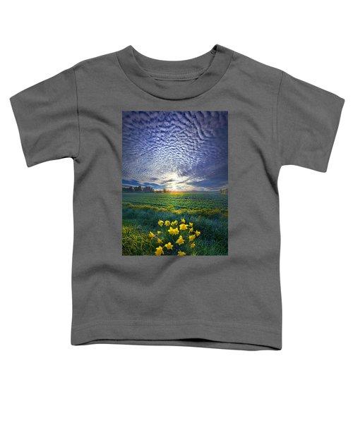 Springing To Life Toddler T-Shirt