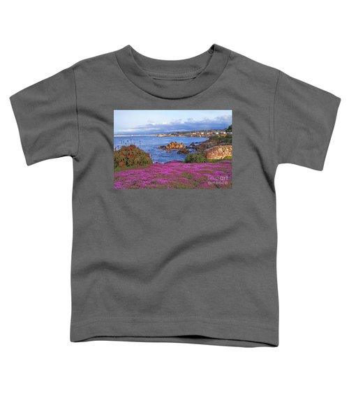 Springtime In Pacific Grove Toddler T-Shirt