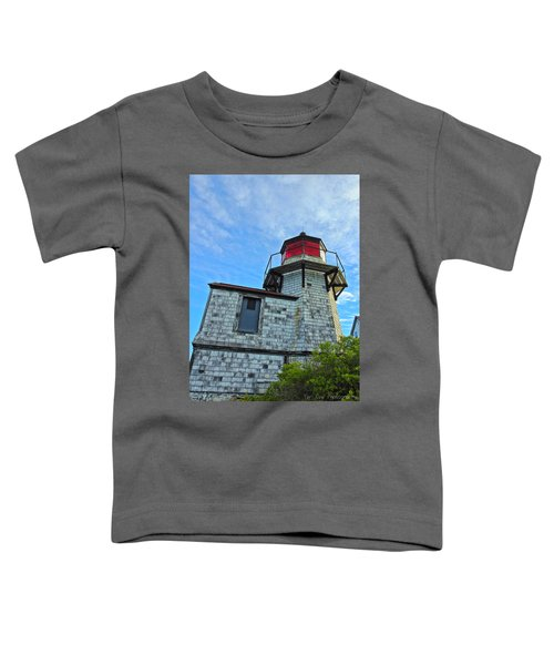 Squirrel Point Lighthouse Toddler T-Shirt