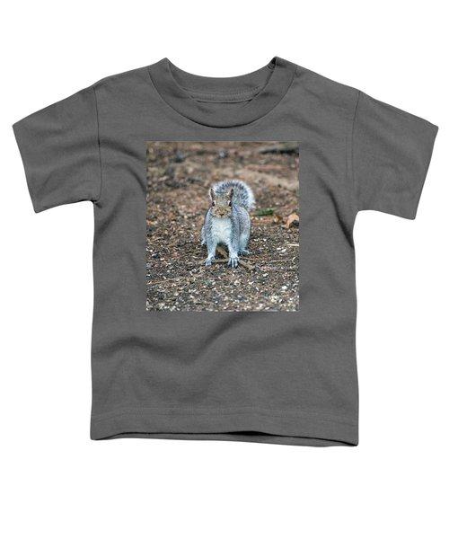 Squriel Full Face Toddler T-Shirt