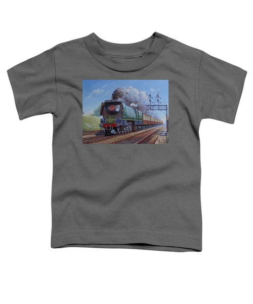 Sr Merchant Navy Pacific Toddler T-Shirt