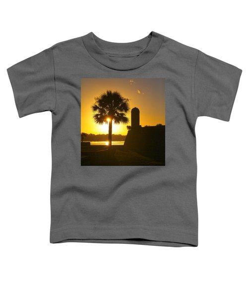 St. Augustine Summer Toddler T-Shirt