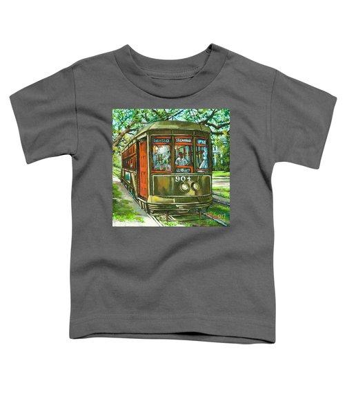 St. Charles No. 904 Toddler T-Shirt