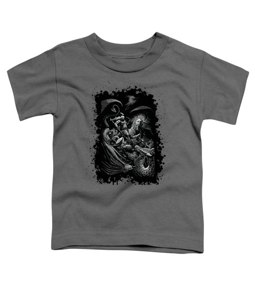 St. George And Dragon T-shirt Toddler T-Shirt