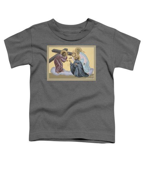 St Ignatius Vision At La Storta 074 Toddler T-Shirt