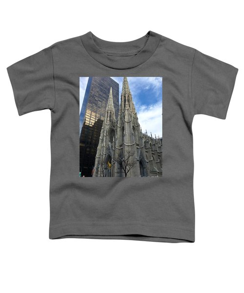 St. Patricks Cathedral Toddler T-Shirt