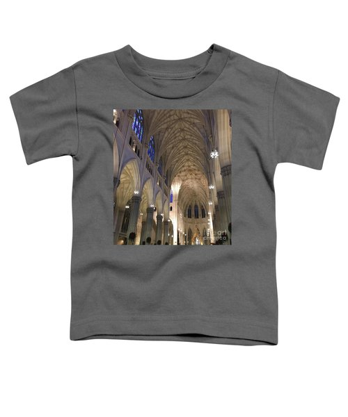 St. Patricks Cathedral Main Interior Toddler T-Shirt