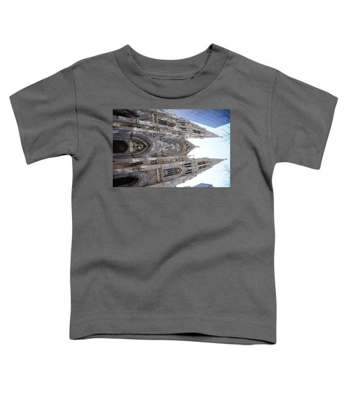 St Patrick's Cathedral Nyc Toddler T-Shirt