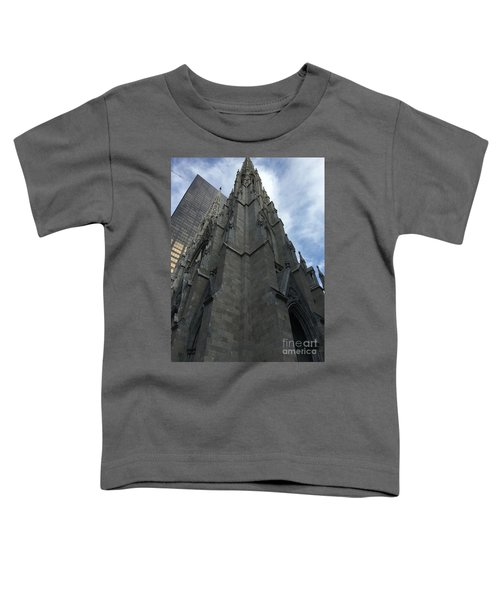 St. Patricks Cathedral Perspective Toddler T-Shirt