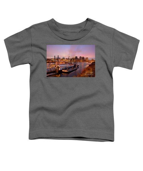 St Paul Minnesota Its A River Town Toddler T-Shirt