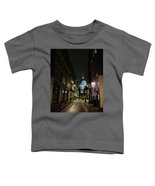 St. Pauls By Night Toddler T-Shirt