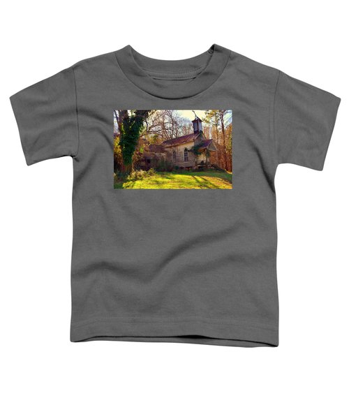 St Simon Church Peak Sc Toddler T-Shirt