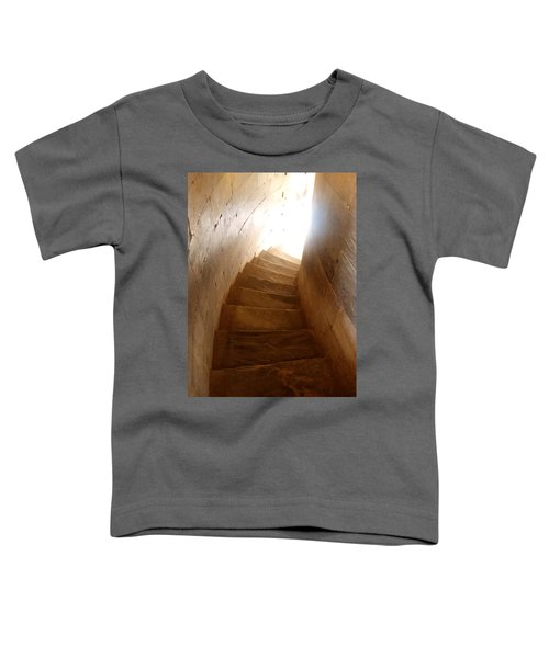 Stairway From Heaven Toddler T-Shirt