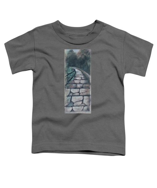 Stairway To Heaven Toddler T-Shirt