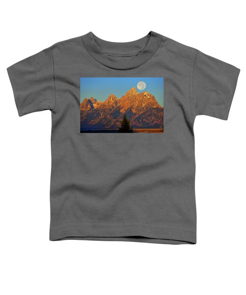 Toddler T-Shirt featuring the photograph Stairway To The Moon by Greg Norrell