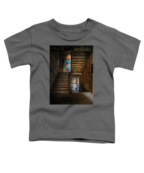 Stairwell Toddler T-Shirt