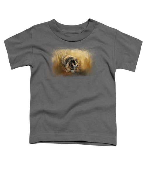 Stalking Autumn Toddler T-Shirt