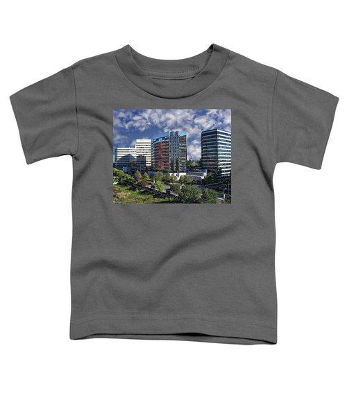 Stamford City Center Toddler T-Shirt