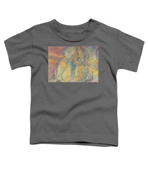 Standing At The Crossroads Toddler T-Shirt