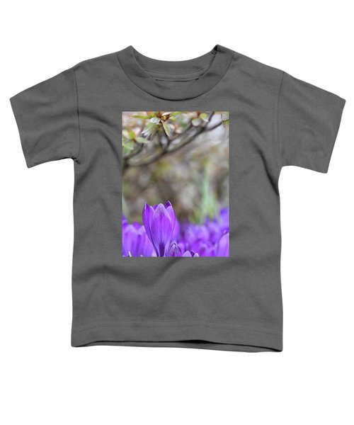 Standing Out From The Crowd Toddler T-Shirt