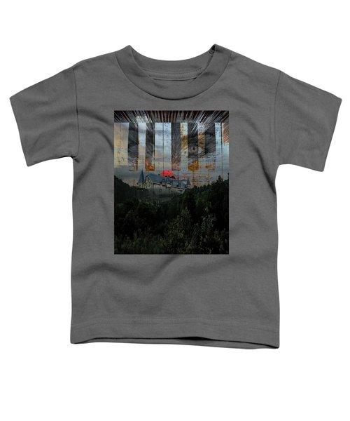 Star Castle Toddler T-Shirt
