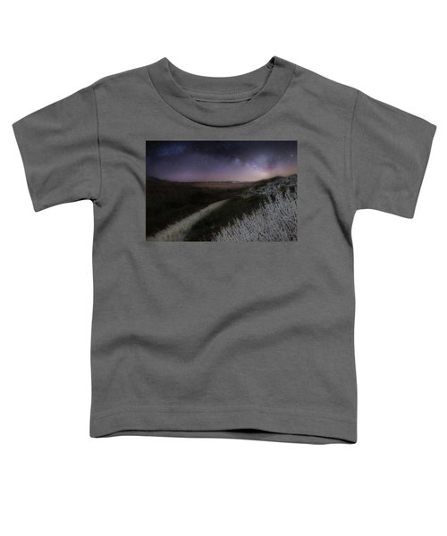 Toddler T-Shirt featuring the photograph Star Flowers by Bill Wakeley