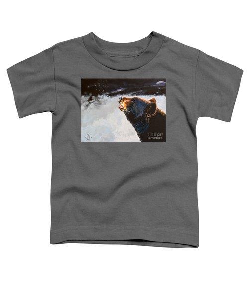 Star Gazer Toddler T-Shirt