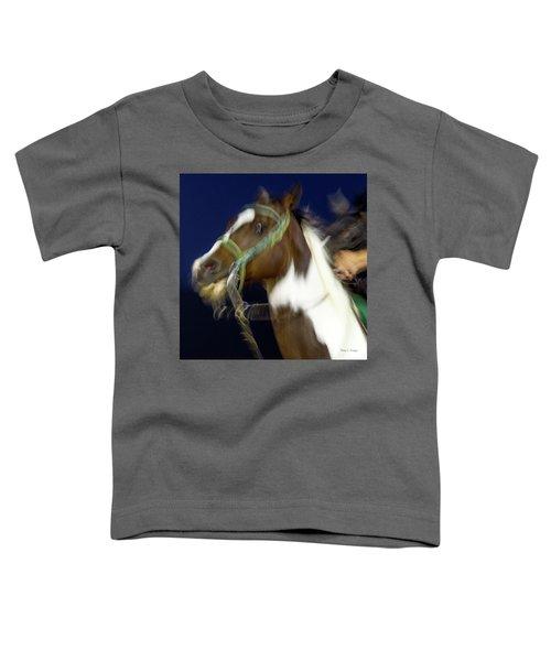 Star Gazing Toddler T-Shirt