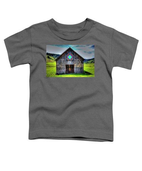 Star Of Bethlehem Toddler T-Shirt