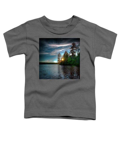 Star Sunset Toddler T-Shirt