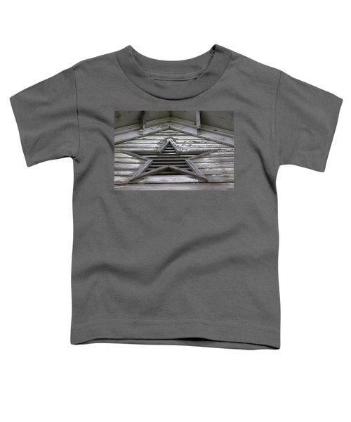 Star Window Toddler T-Shirt