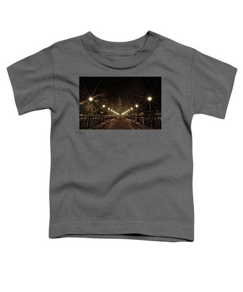 Starburst Lights Toddler T-Shirt