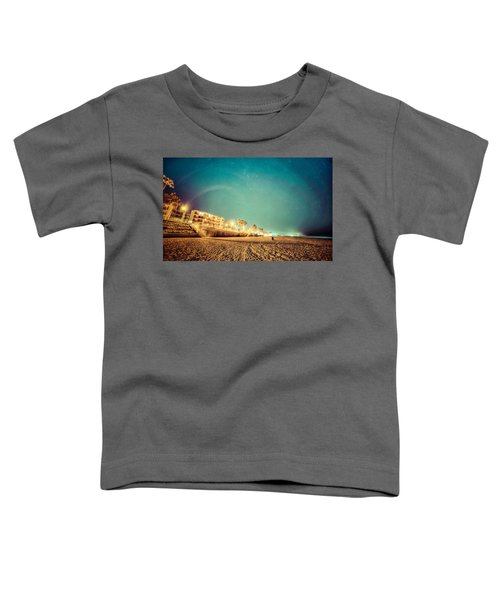 Starry Starry Pacific Beach Toddler T-Shirt