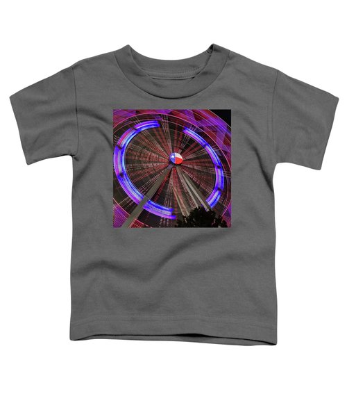 State Fair Of Texas Ferris Wheel Toddler T-Shirt