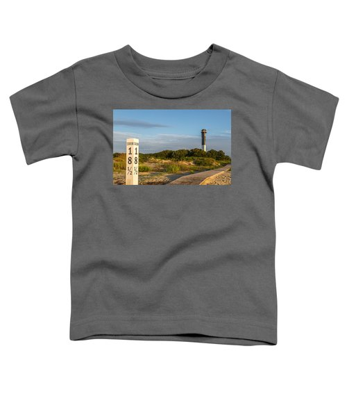 Station 18 1/2 On Sullivan's Island Toddler T-Shirt