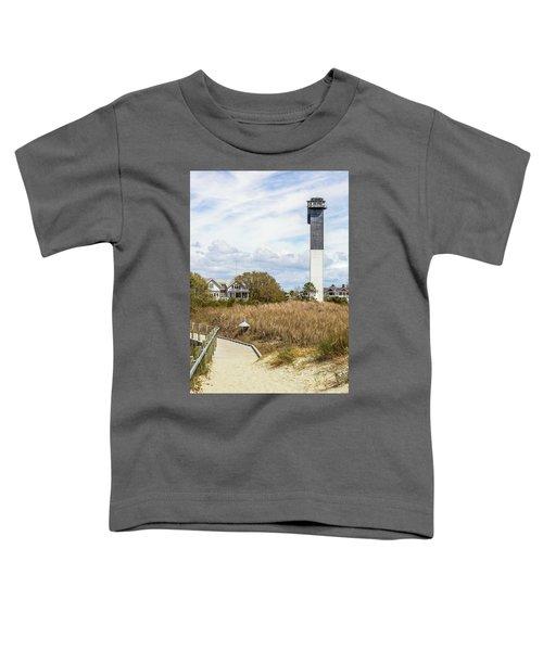 Station 18 On Sullivan's Island, Sc Toddler T-Shirt