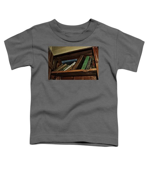 Stay A While And Listen Toddler T-Shirt