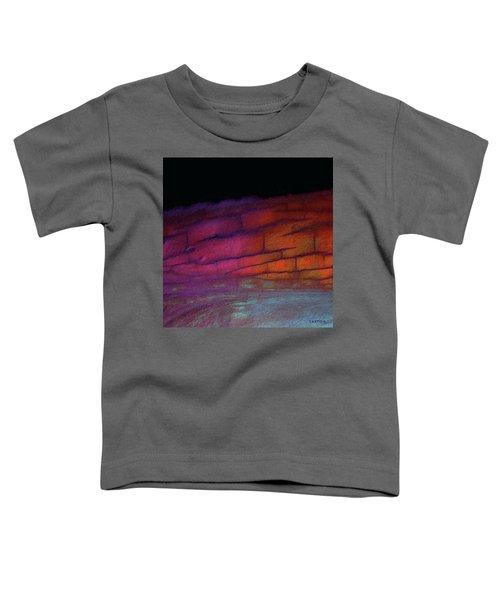 Steady Wisdom Toddler T-Shirt