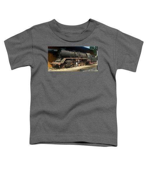 Steam Train  Toddler T-Shirt