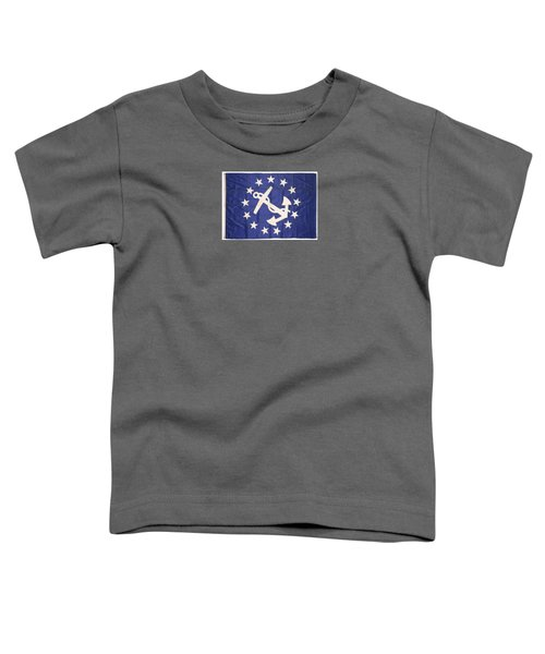 Steam Yacht Toddler T-Shirt