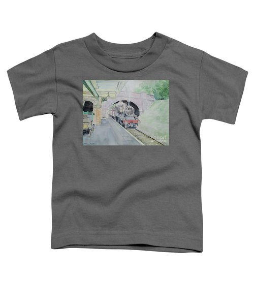 Steaming Into Rothley Toddler T-Shirt