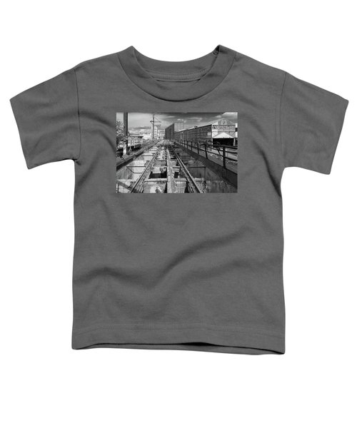 Steelyard Tracks 1 Toddler T-Shirt