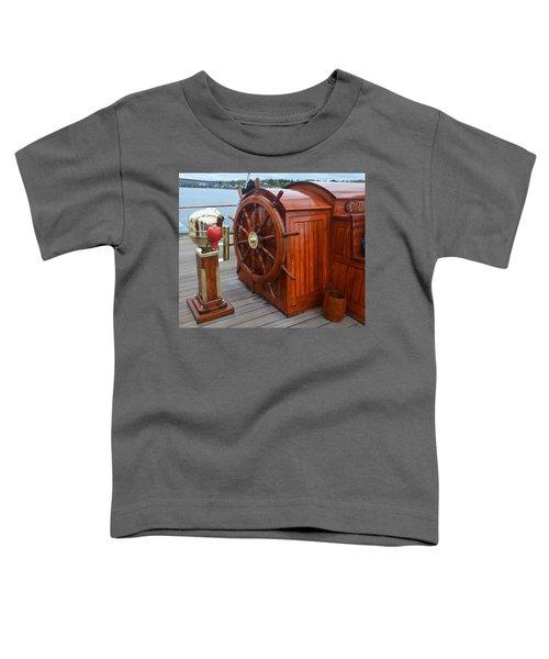 Steer This Toddler T-Shirt